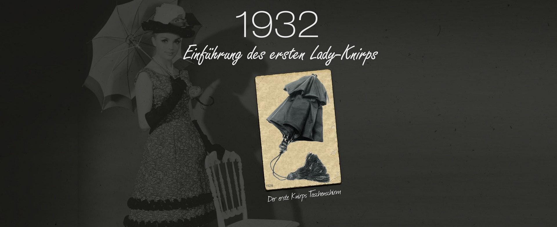 1932-Knirps-Einfuehrung-des-Lady-Knirps_1920x1920