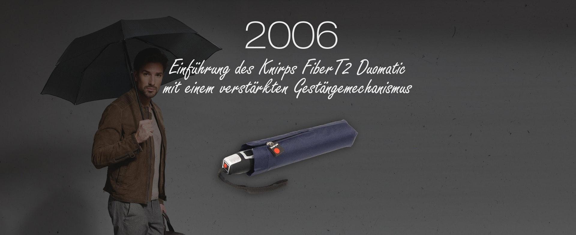 2006-Knirps-Einfuehrung-des-Fiber-T2-Duomatic