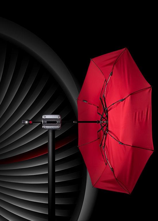 Hochwertige Regenschirme