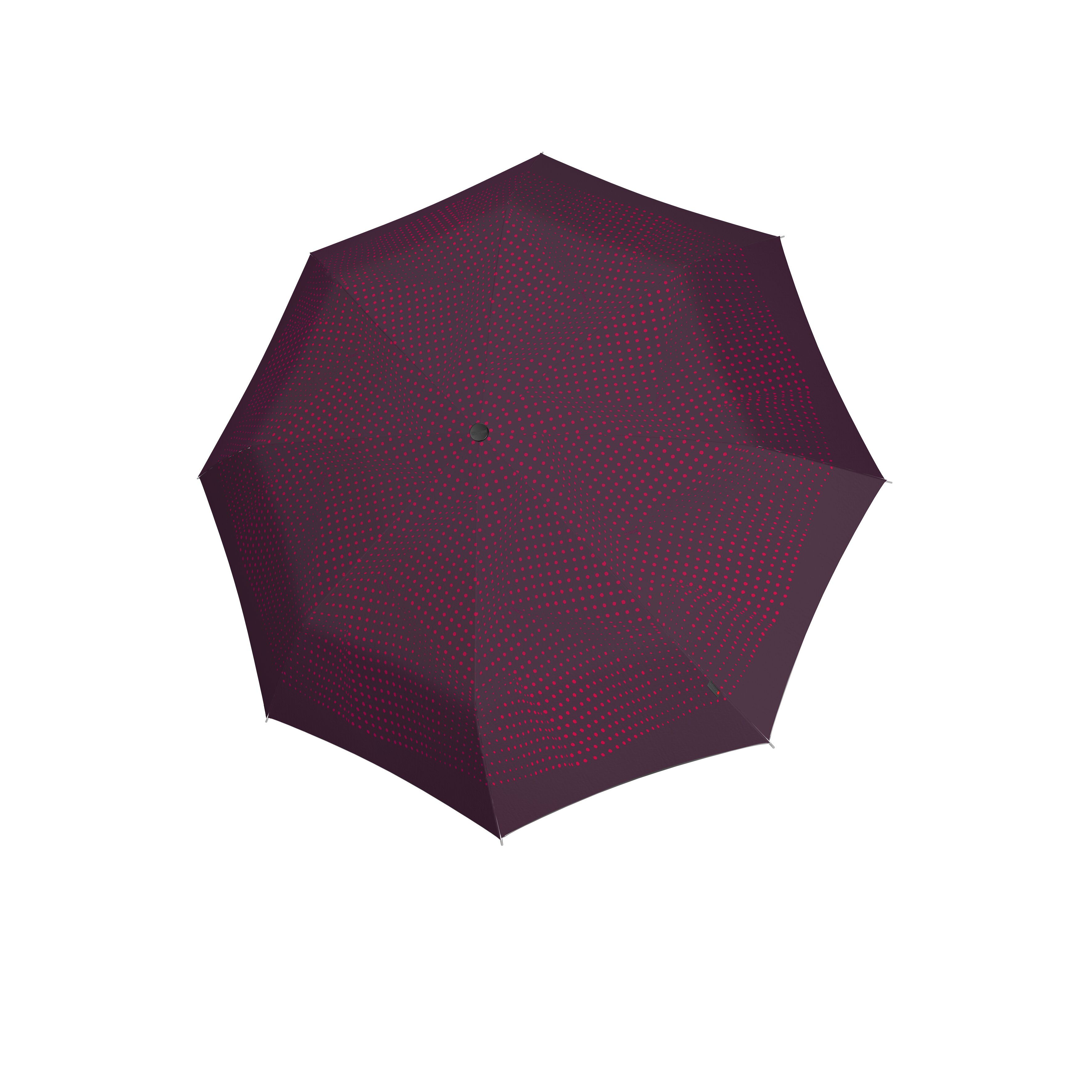 Knirps Umbrella Knirps T.050 medium manual difference berry ecorepel