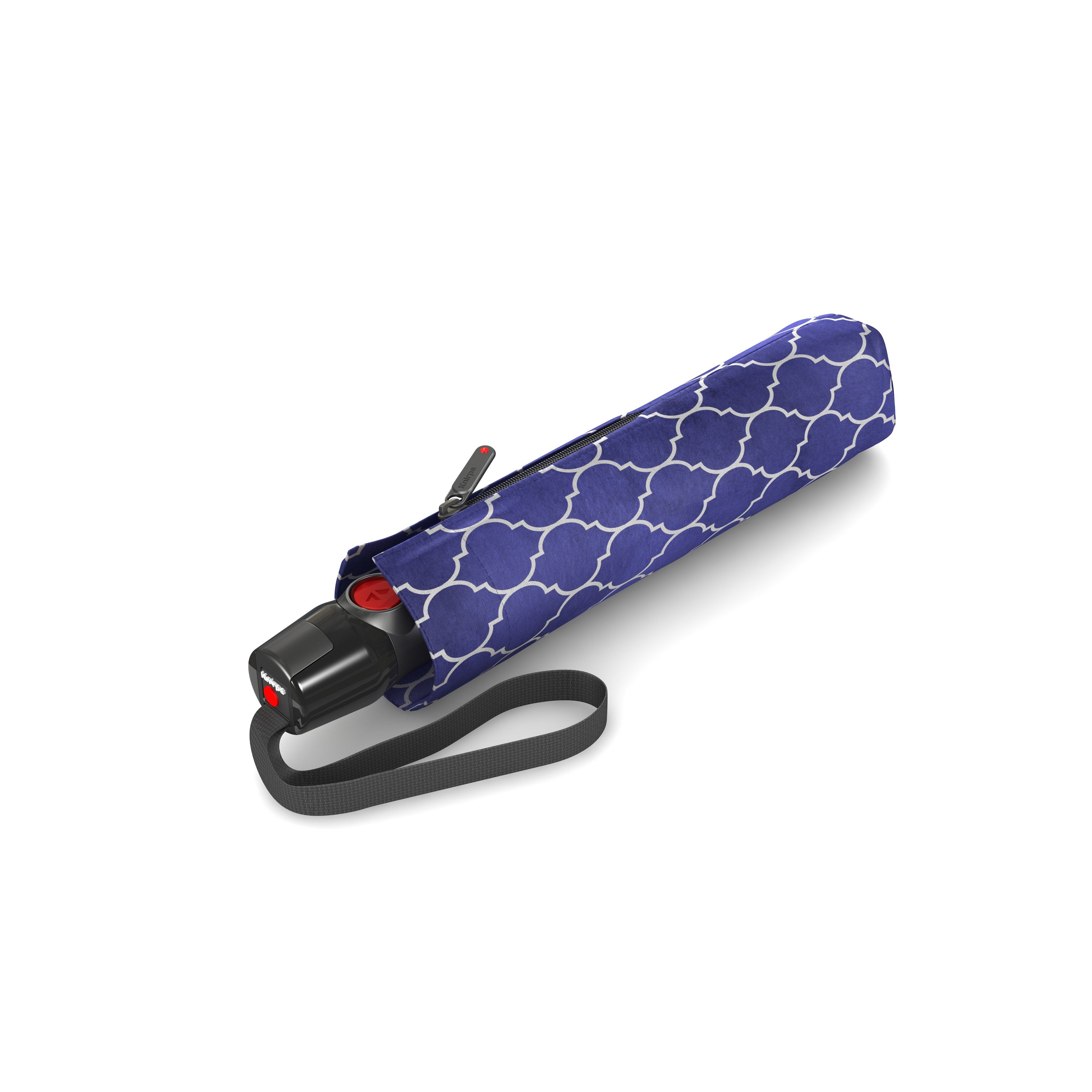 Knirps Umbrella Knirps T.200 medium duomatic regenerate blue with UV Protection - foto 2