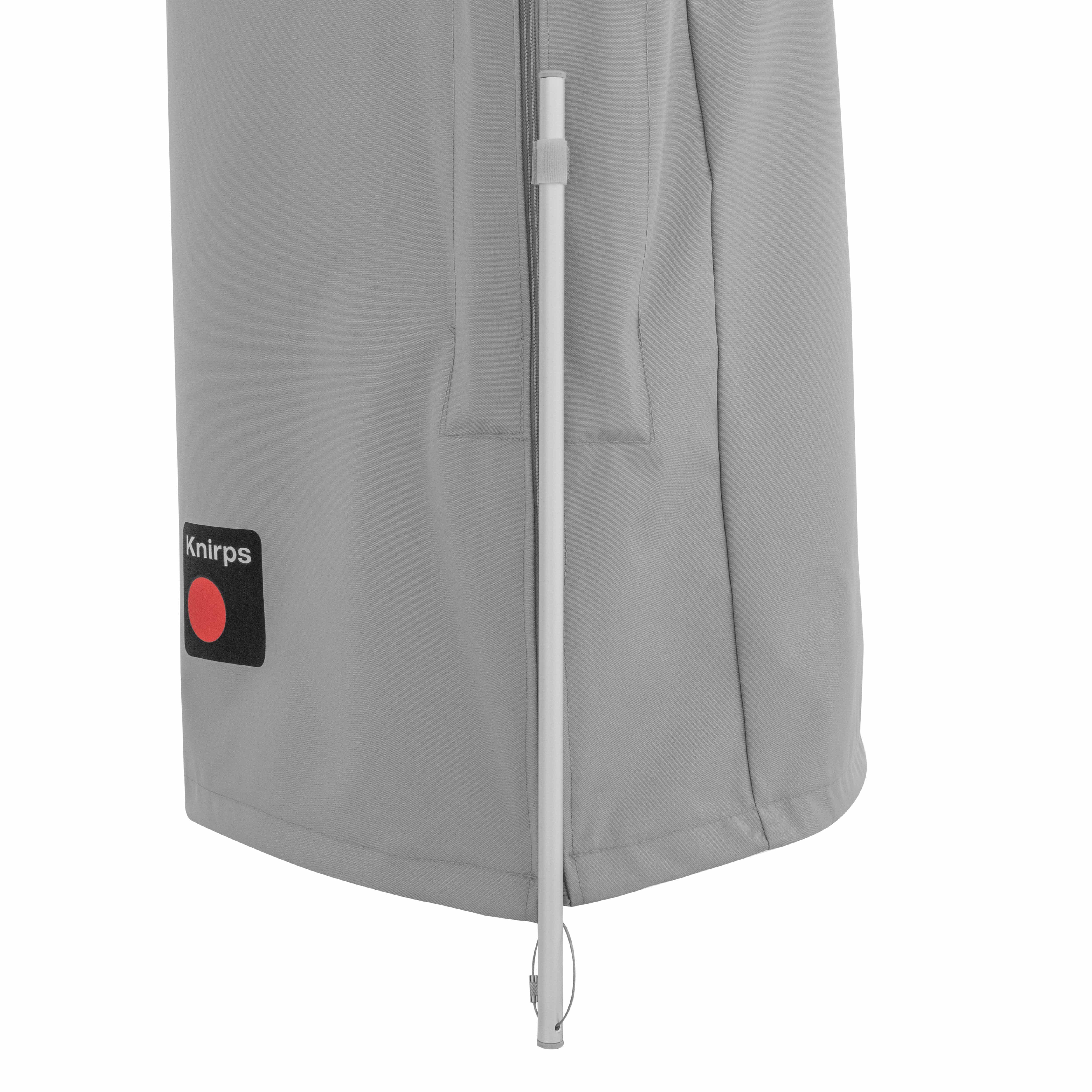 Knirps Parasol Schutzhülle für KNIRPS Pendelschirm 275x275 mit RV und Stab - foto 4