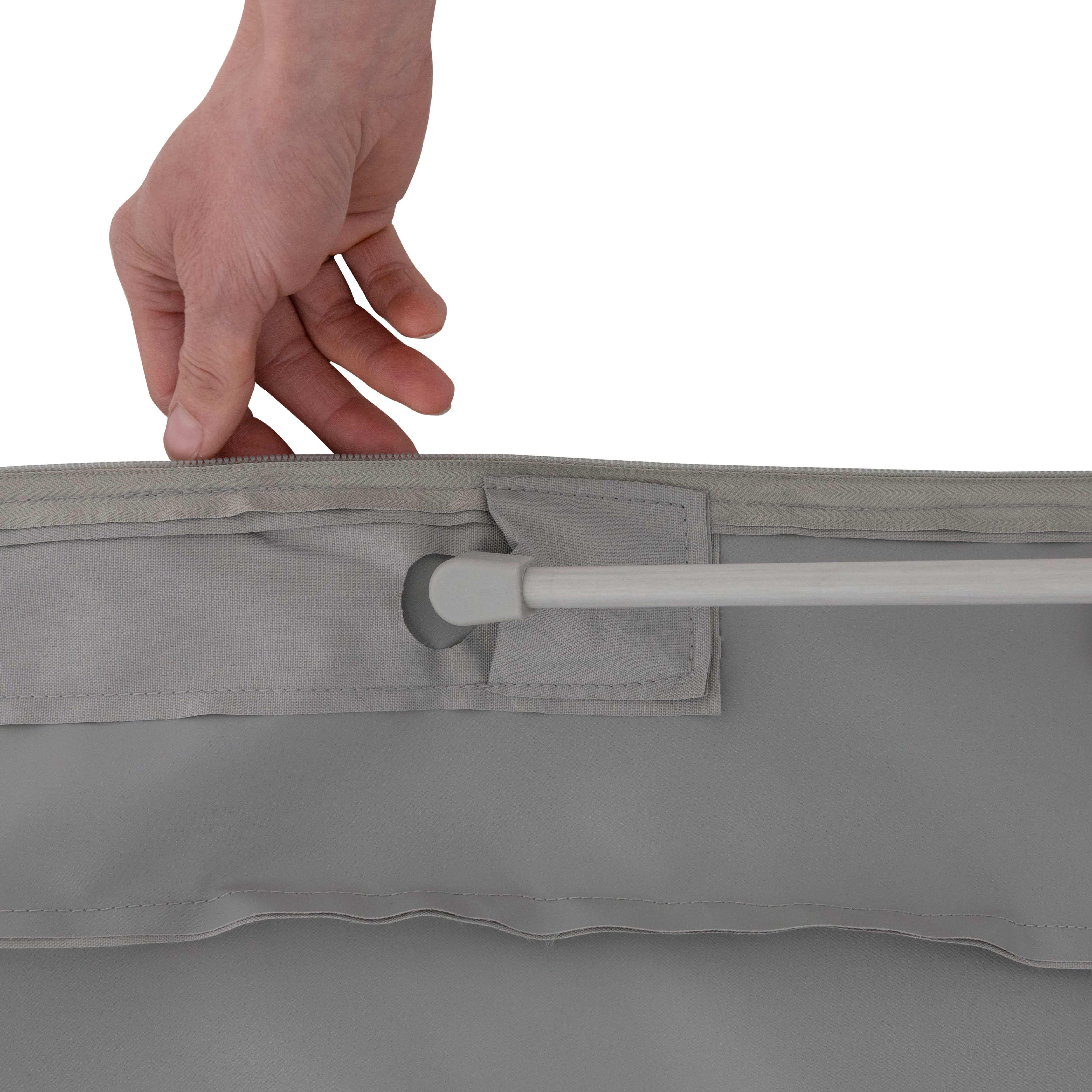 Knirps Parasol Schutzhülle für KNIRPS Pendelschirm 275x275 mit RV und Stab - foto 5