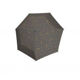 Knirps X1 NUNO tombo stone ecorepel with UV Protection